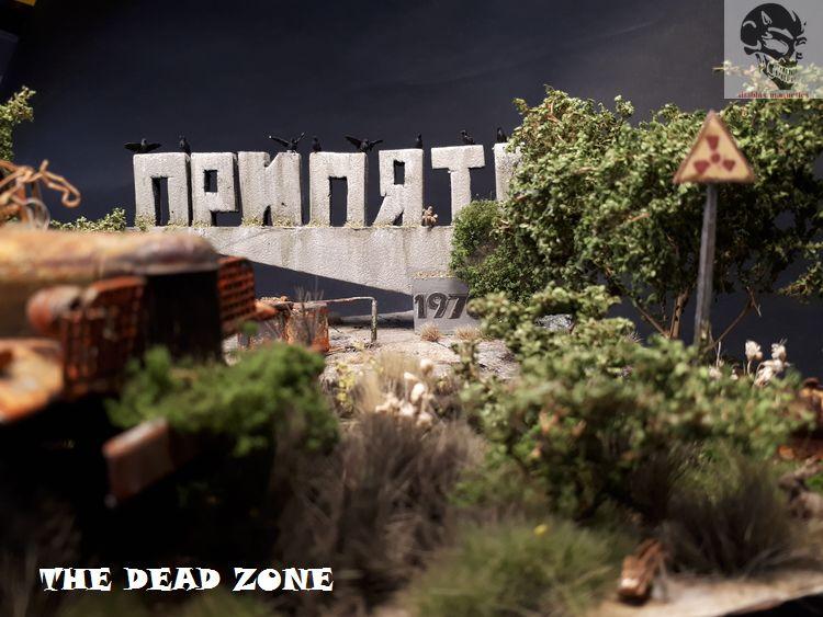 The dead zone - Zil 151 - 1/35 Zvezda - Page 2 95764320170429091540001