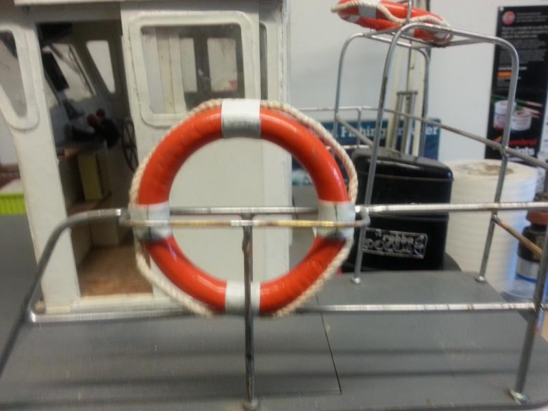TUGDUAL Barge Ostreïcole sur plan RC Marine au 1/10 ° - Page 21 95782920160127173659