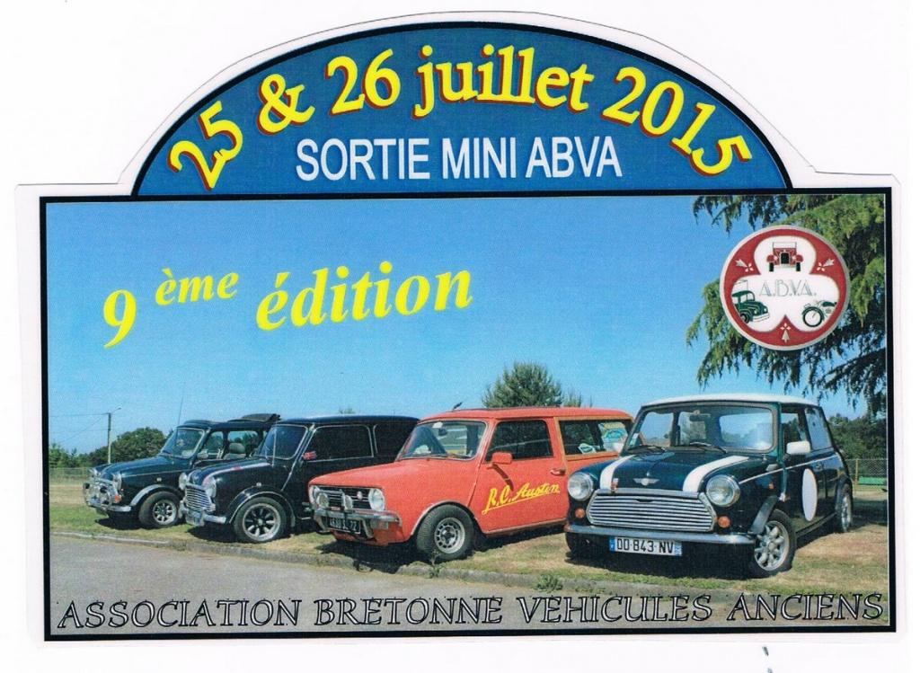 9ème Sortie Mini de l' ABVA  25-26 JUILLET 2015 958265507