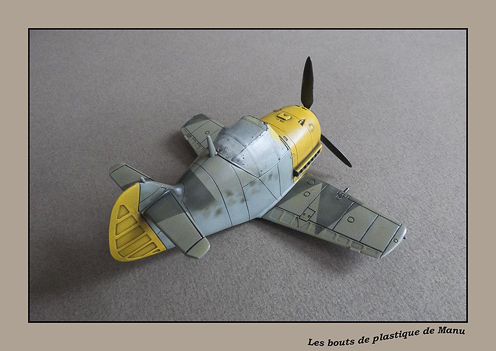 tiger - Bf 109 Tiger Model egg plane-FINI ! - Page 2 9593002243