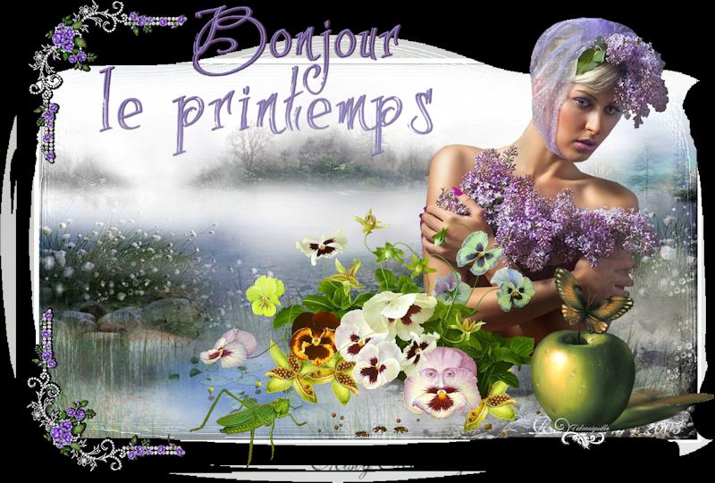 Bon Mercredi 95942720140320bonjourleprintemps