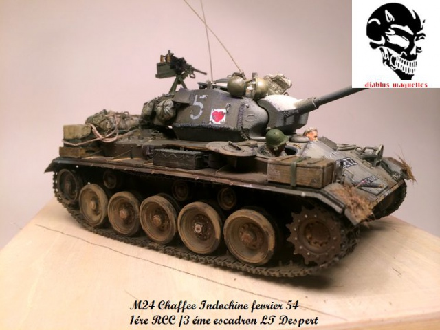 M24 Chaffee light tank, AFV Club 1/35 - Page 3 960999IMG3638