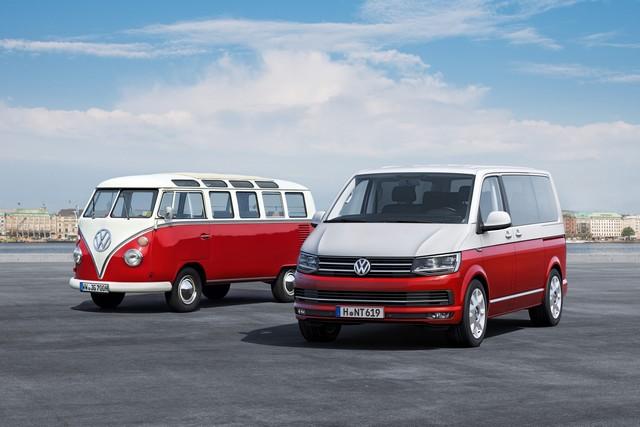 Transporter, Caravelle Et Multivan - La Sixième Génération 962041hd20150407vr002