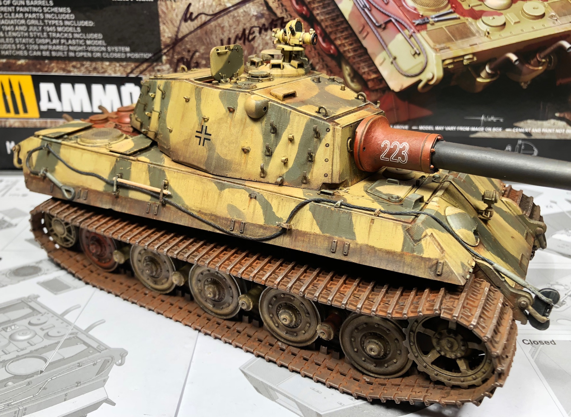 """King Tiger Ammo """"What If"""" - Page 2 963101Weathering3RightC"""