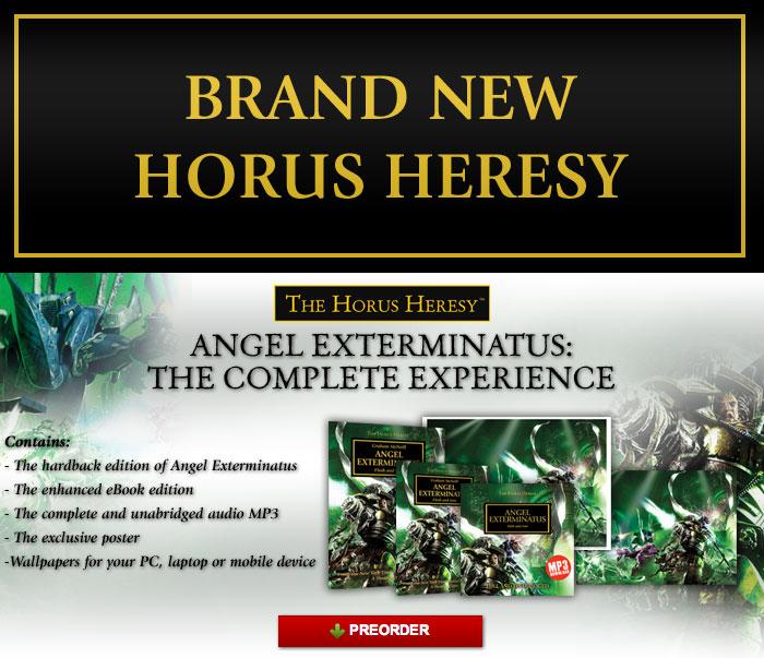 [Horus Heresy] Angel Exterminatus by Graham McNeill (premium hardback) - Page 3 9632761901