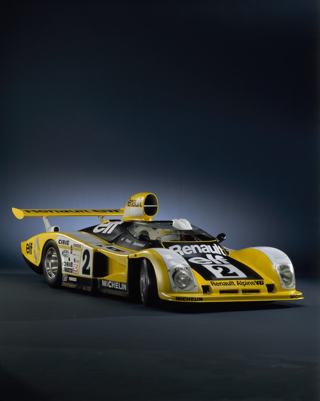 Alpine présent en force pour l'édition 2016 du Mans Classic 9635028064716