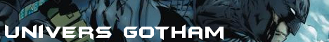 Univers Gotham - Rpg ville 964248logouni