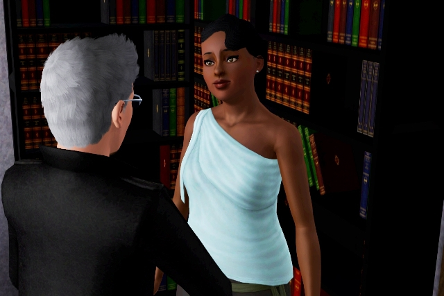 """[Terminé] Sims Histoires de Jobs """"Au bureau"""" - Page 6 964781Screenshot21"""