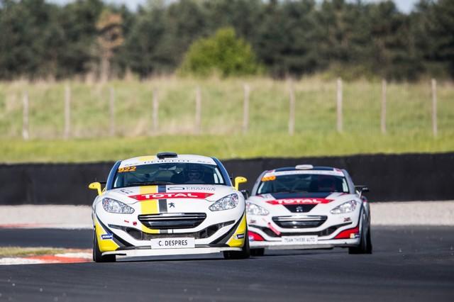 Franc Succès Pour Le 1er Rendez-Vous Des Rencontres Peugeot Sport 9655255905e855471f9