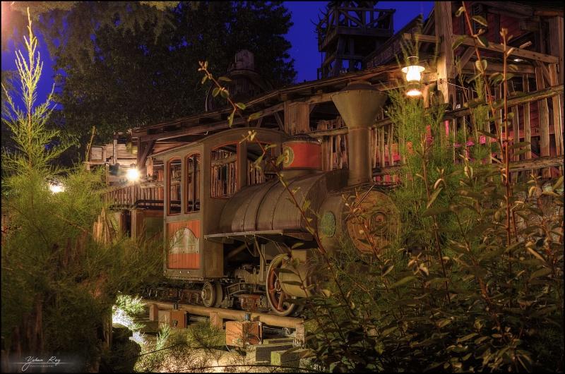 Photos de Disneyland Paris en HDR (High Dynamic Range) ! - Page 11 965764TraindeBTMHDR600D