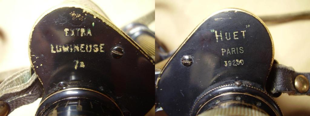 *[FICHE] Jumelles à prismes avec télémètre HUET 965841Huet4
