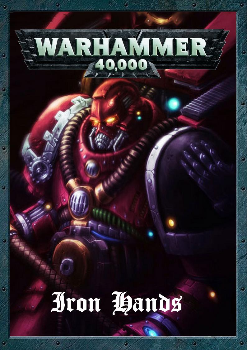 1ere de couverture Codex (création) 966107CodexIronHands