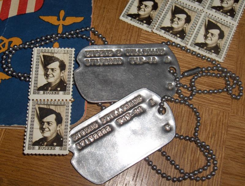 Les Dog Tag U.S. WWII 966210DogTag027