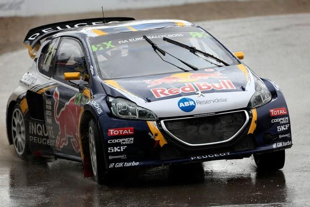 Les PEUGEOT 208 WRX enflamment la Suède - 2ème et 3ème en World RX et victoire en EURO RX 9663625778267a361e3