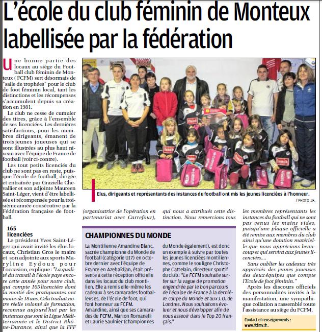 Football Club Féminin Monteux Vaucluse et Monteux foot seniors et jeunes  967194Copie2de6