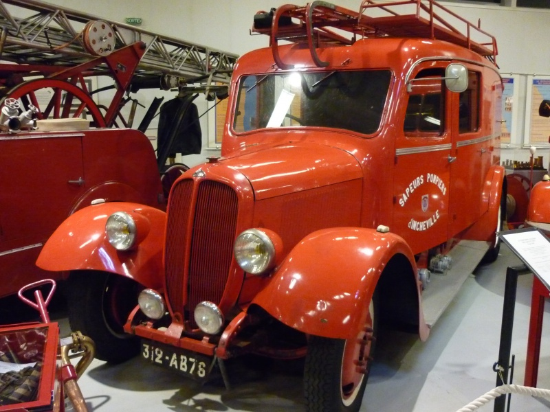Musée des pompiers de MONTVILLE (76) 967417AGLICORNEROUEN2011046