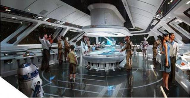 [Walt Disney World] Star Wars: Galactic Starcruiser (2021)  967889w465