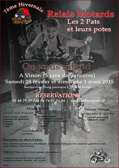 Hivernale les 2pats a Vinon(18) fin fevrier 2015 967917stacks12