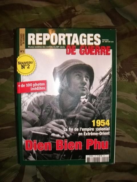 Magazine reportage de guerre. 968155DSCF3316
