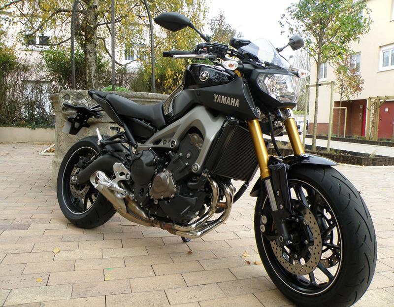 Photos de toutes les Yamaha MT-09 du forum ! :) 969210YyCorto12