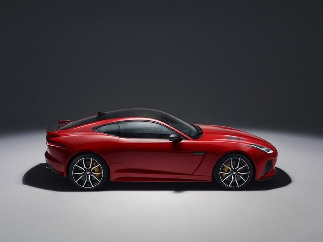 Lancement De La Nouvelle Jaguar F-TYPE Dotée De La Technologie GOPRO En Première Mondiale 969417jaguarftype18mysvrcoupestudioexterior10011701