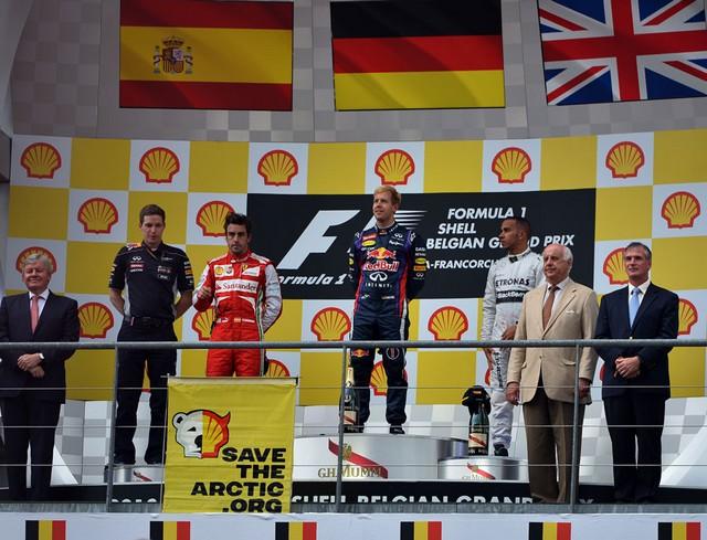 F1 GP de de Belgique 2013 : Victoire Sebastian Vettel  969925FernandoAlonsoSebastianVettelLewisHamilton
