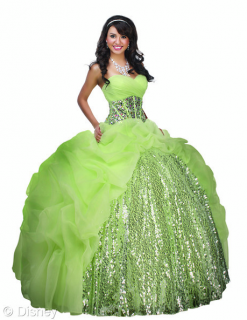 (Fashion) The Disney Forever Enchanted Collection & The Disney Royal Ball Collection 970121Tiana1