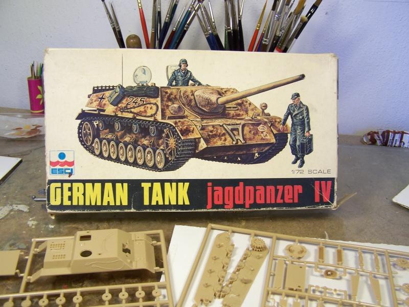 ( Esci 1/72) Jagdpanzer 4 L/70  (Terminé) 9707931005396