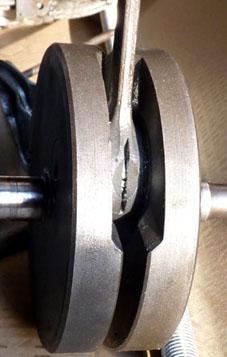 MZ 125 TS changement de roulements d'une MZ 125TS 971248P1030123
