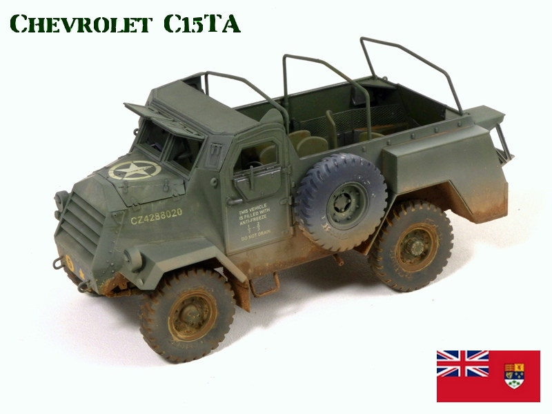 CHEVROLET C15TA - Normandie 44 - IBG 1/35 971431P1040565