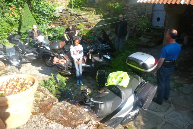 CR (Photos & Vidéo)  : TSO : 06-07/06/15 Sortie au Viaduc de Millau & environs 971761P1180570