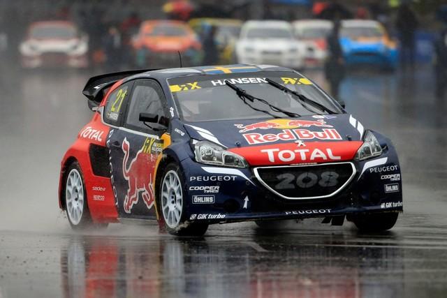Rallycross - Sébastien Loeb remporte sa première victoire au volant de la PEUGEOT 208 WRX ! 972270wrx201610020097