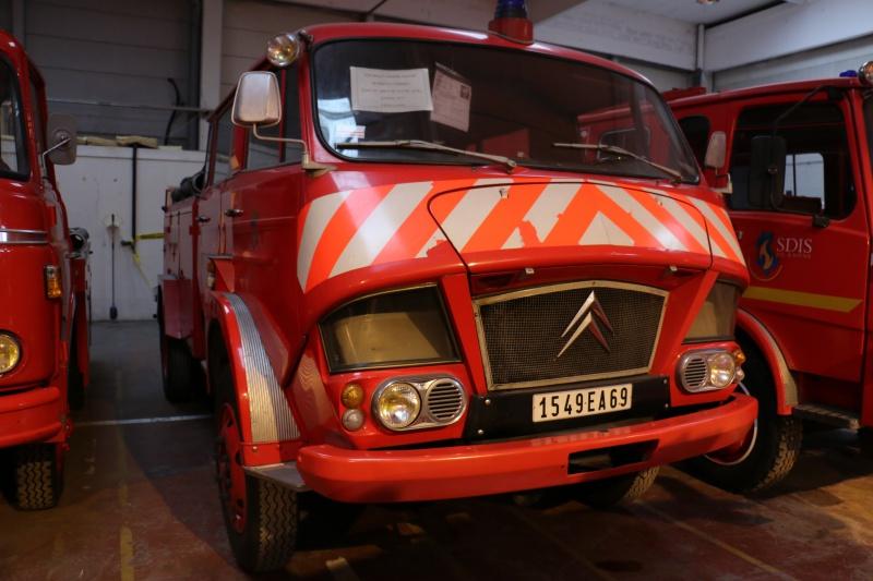 Des camions à gogo....Musée des sapeurs pompiers de Lyon 973134IMG6520
