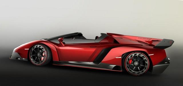 Lamborghini Veneno Roadster une édition limitée à neuf exemplaires  973574lambovenenoroadster6