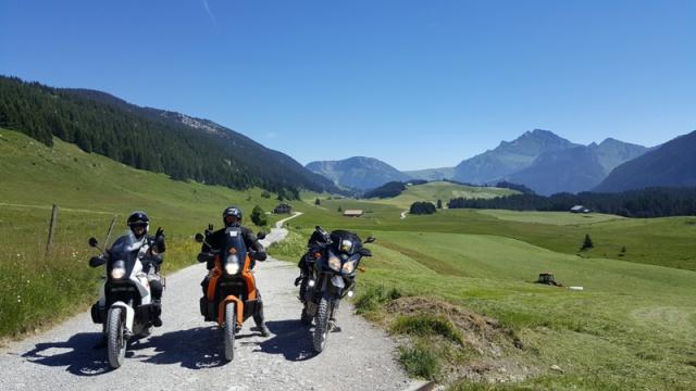 LC8 Rally western Alps - Stella alpina - Alps Tour 2016  974001selectionalpesTour25