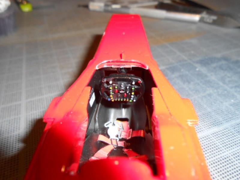 Ferrari F60 1/20 Tamiya 974589tare004