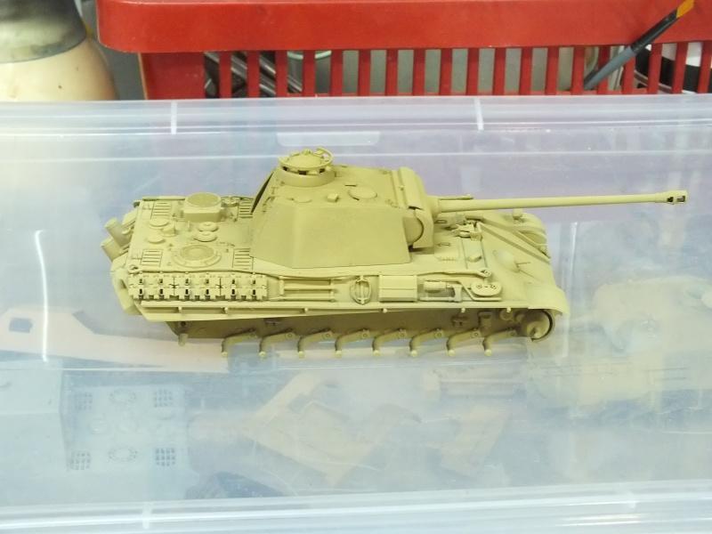 Tamiya Panther G Late 1/35 (Dio Fini) 975025DSCF6318