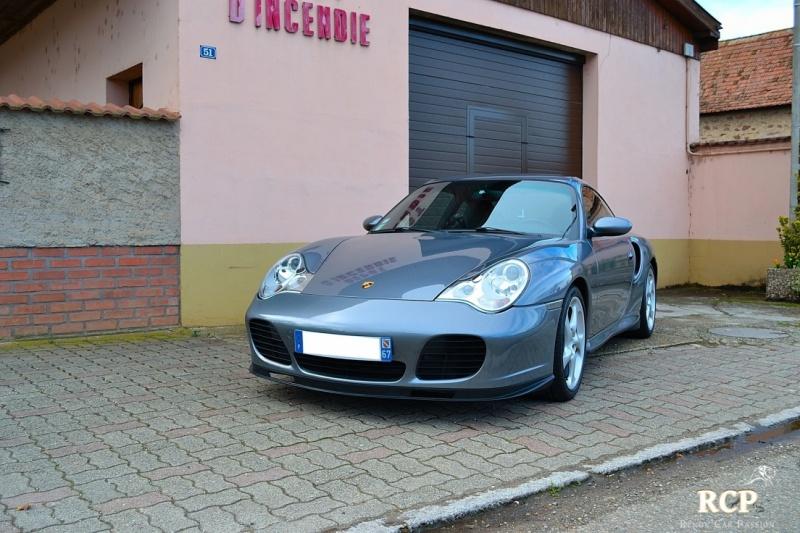 Rénovation extérieur Porsche 996 TT 9758180325
