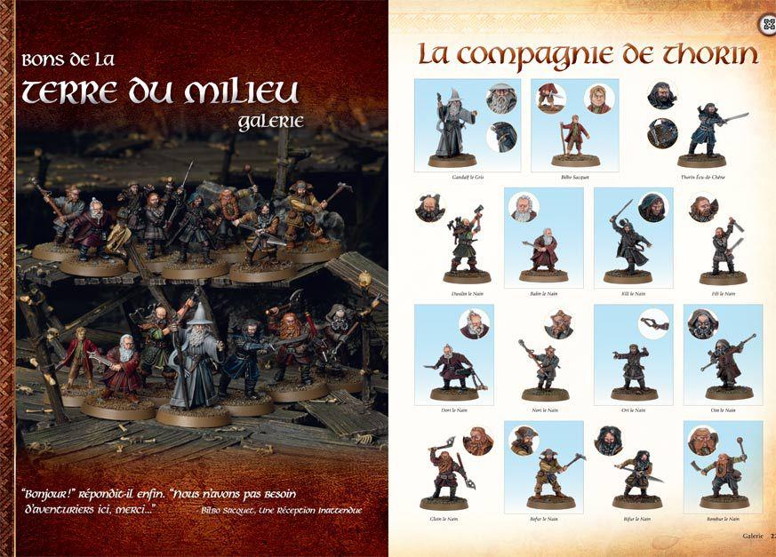 Le Hobbit : le Voyage inattendu, le Jeu de Bataille 975982LeHOBBIT4