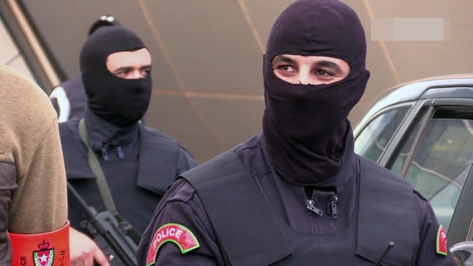 Moroccan Special Forces/Forces spéciales marocaines  :Videos et Photos : BCIJ, Gendarmerie Royale ,  - Page 9 9767354219