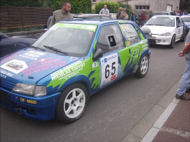 31è Rallye Tessy sur Vire Gouvets 2012 (vérifications techniques)  976796Sep01773