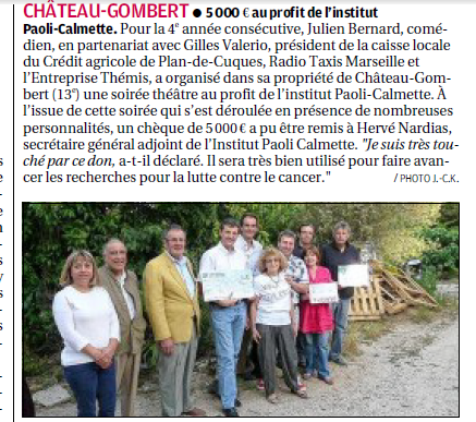 ETOILE SPORTIVE GOMBERTOISE /CHATEAU et CAG club athletique gombertois /PHA PROVENCE  - Page 6 976888634C