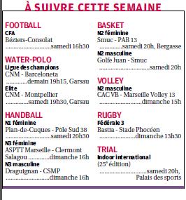 SPORTS DES CLUBS DE  MARSEILLE OU DE SA PERIPHERIE ........... - Page 2 977108Copiede22