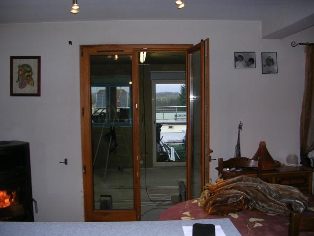 Pose ossature métallique nouvelle cuisine,pose placo et fenêtre - Page 3 977334DSCN1830