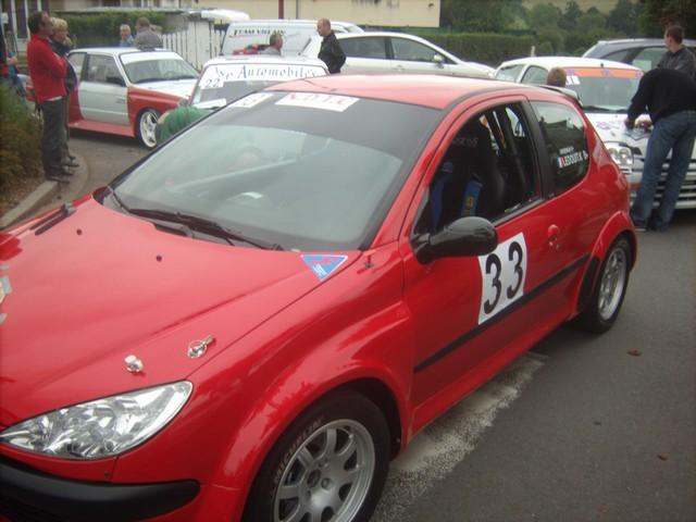 31è Rallye Tessy sur Vire Gouvets 2012 (vérifications techniques)  977487Sep01785