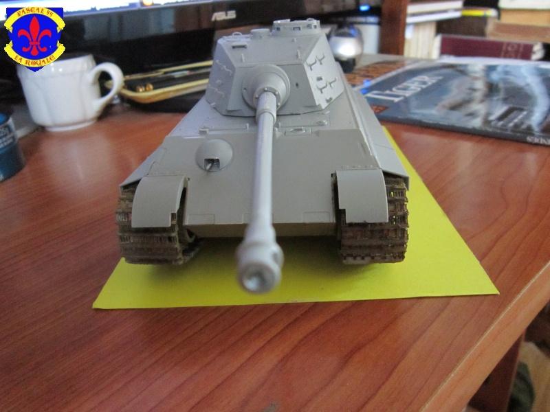 Sd.Kfz.182 King Tiger à tourelle Henschel de Dragon au 1/35e par pascal 94 977572IMG1102L