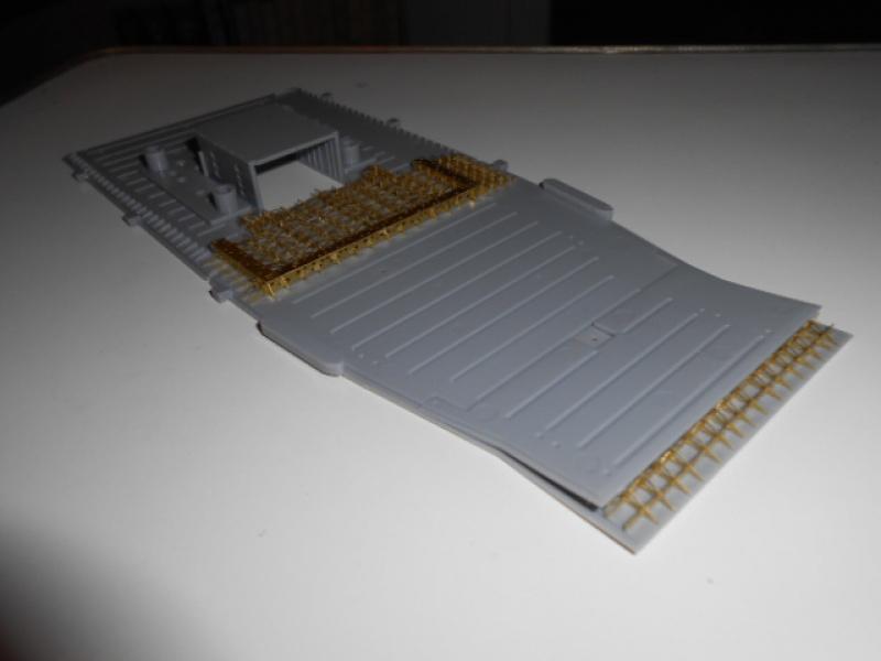 PA AKAGI 1/350 de chez Hasegawa PE + pont en bois par Lionel45 978300018