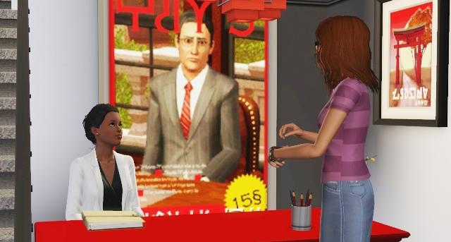 """[Terminé] Sims Histoires de Jobs """"Au bureau"""" - Page 23 980736Screenshot19"""
