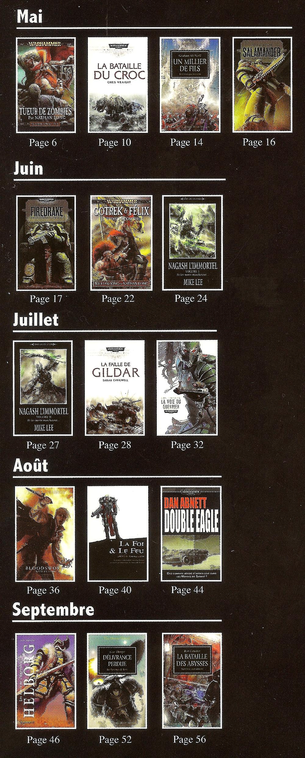 Programme des publications Black Library France de janvier à décembre 2012 - Page 16 980843Catmai1B