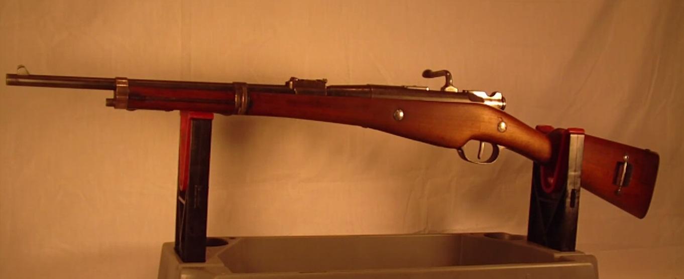 Carabine de cavalerie Berthier 1890 Modifiée 1915 980923Carabine1890bayo